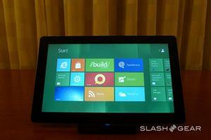 Подробный отчет о первом планшете с windows 8