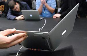 Поставки ноутбуков apple в россию выросли на 235%