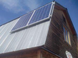 Прозрачные солнечные батареи помогут продлить время работы гаджетов