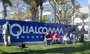 Qualcomm втянул в войну с apple поставщиков деталей для iphone и ipad