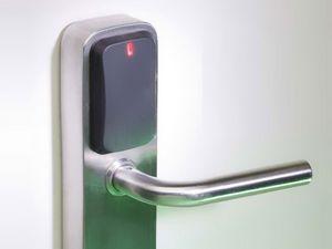 Recodura: электронный дверной замок с генератором энергии