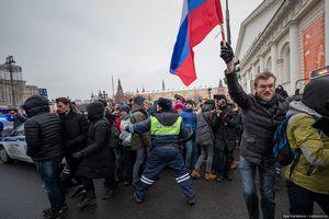 """Российская """"забастовка мобильников"""" не удалась"""