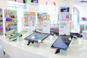 Российский рынок планшетов обрушился в 2 раза