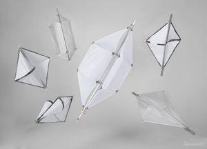 Самая компактная и легкая ветрозарядка походного типа (13 фото + видео)