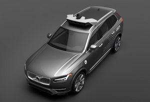 Самоуправляемые машины от apple, uber и google