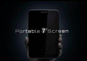 Samsung анонсировала планшет galaxy tab