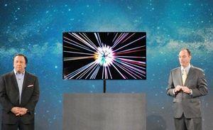 Samsung и lg совсем скоро выпустят телевизоры «тоньше ipad»