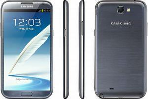 Samsung показал огромный смартфон. фото