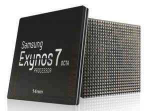Samsung представил самый маленький процессор для смартфонов