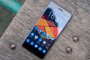 Samsung представил смартфон на своей новой ос. видео