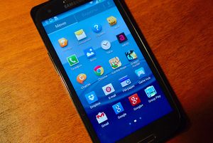 Samsung rd-pq, меняем tizen на android (установка платы от донора s3)