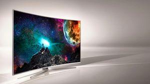Samsung везет в россию телевизоры на «квантовых точках»