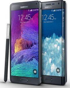 Samsung выпустил гигантский смартфон с дисплеем на боковой грани. видео