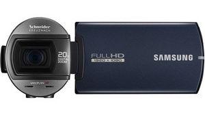 Samsung выпустила на российский рынок новую full hd-видеокамеру hmx-q10