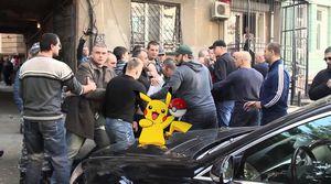 Самые курьезные случаи в истории pokemon go