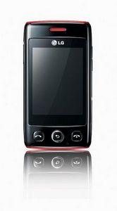 Самый компактный сенсорный телефон lg cookie lite (t300)