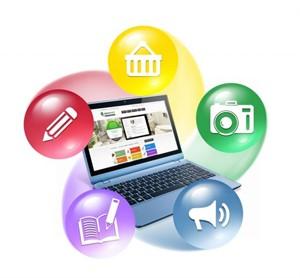 Система placemark - создай свой сайт быстро!