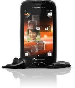 Sony ericsson mix walkman: музыкальный телефон с птицей