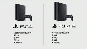 Sony playstation 4 pro с улучшенными графическими возможностями и поддержкой 4к выйдет в ноябре
