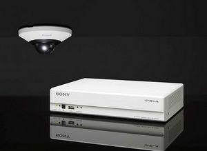 Sony представила сетевой 4-канальный видеорегистратор для торговых точек
