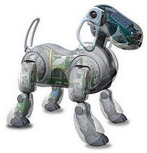 Sony представила собаку-робота третьего поколения