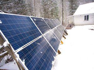 Создан новый тип солнечных панелей (3 фото)