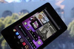 Спрос на планшеты google nexus 7 оказался намного выше ожиданий