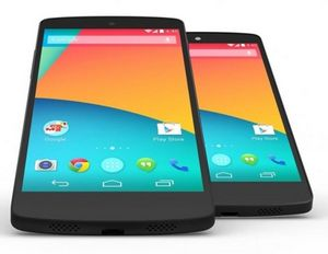 Стала известна официальная цена «эталонного» смартфона nexus 5 в россии