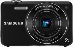 Стильный дизайн от фотокамеры samsung st93