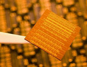 Sun свяжет чипы лазером