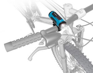 Texet drum - mp3-плеер для велосипедистов