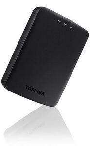 Toshiba представила беспроводной накопитель canvio aerocast