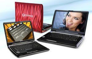 Toshiba создала ноутбук с тремя процессорами