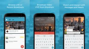 Twitter представил periscope — сервис для лайв-стриминга видео
