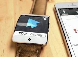 У «умных» часов apple будет гибкий дисплей