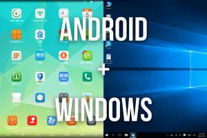 Убойная смесь: android и windows на одном устройстве