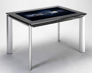 Уникальный сенсорный стол microsoft surface представлен в россии. видео