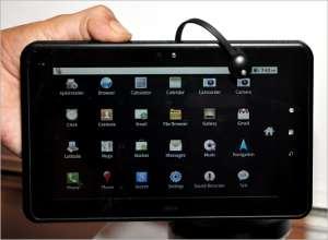 В индии разработали планшет с глонасс