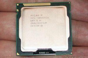 В россии начались продажи «серых» процессоров intel sandy bridge