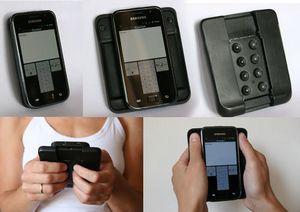 В россии создали 10-пальцевую клавиатуру для android. фото