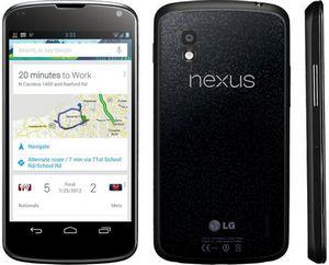 В сеть утекли характеристики нового эталонного смартфона google nexus 4. фото
