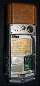 Vertu выпустила android-смартфон constellation