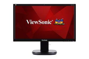 Viewsonic представляет led-дисплей с интегрированной вебкамерой