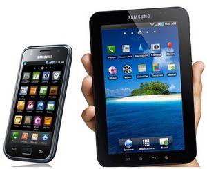 Владельцев samsung galaxy s и galaxy tab лишили обновления до android 4.0