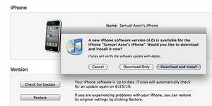 Вышла новая ос для iphone с поддержкой многозадачности