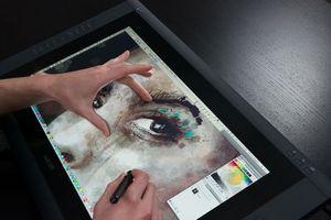Waсom представила обновленную версию перьевого интерактивного дисплея cintiq 22hd