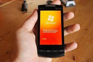 Windows mobile потеряла треть рынка