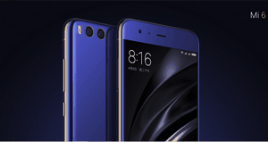 Xiaomi mi 6 – теперь curved со всех сторон!
