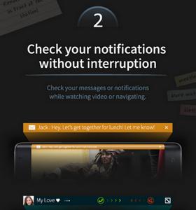 Зачем samsung galaxy note edge загнутый экран? инфографика