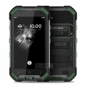 Защищенный смартфон blackview bv6000 ip68 уже доступен для заказа на gearbest.com